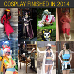 2014 Yearly Cosplay Review