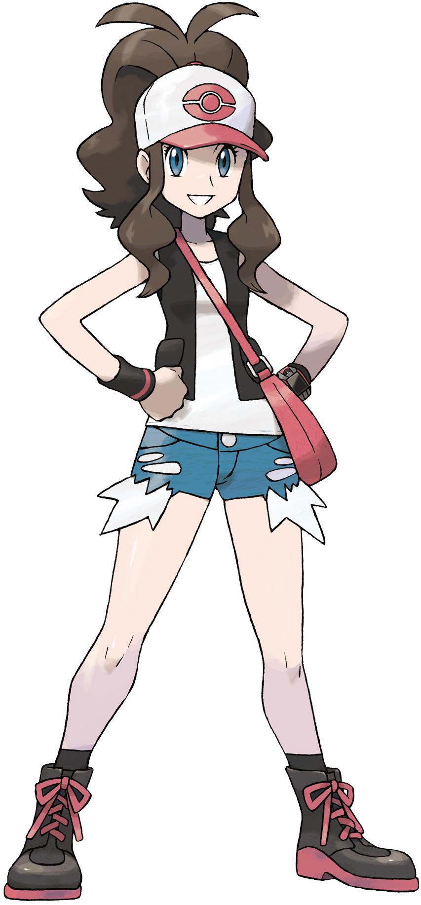 Series pokemon black white