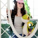 Trainer Hilda – Pokémon B/W