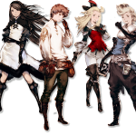 Playing Bravely Default